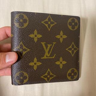 ルイヴィトン(LOUIS VUITTON)のルイヴィトン モノグラム 折財布 メンズ(折り財布)