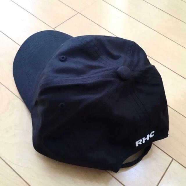 Ron Herman(ロンハーマン)の新品 ロンハーマン キャップ ブラック メンズ レディース メンズの帽子(キャップ)の商品写真