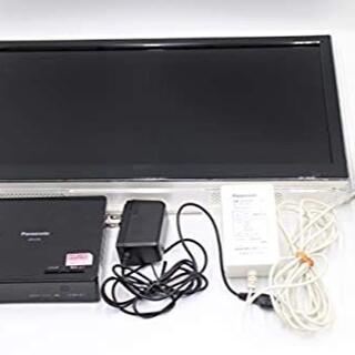 パナソニック(Panasonic)のパナソニック 19V型 液晶 テレビ プライベート・ビエラ UN-19F7-K(テレビ)