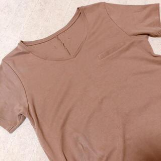 snidel - Relaxed T-Shirt Long Dress