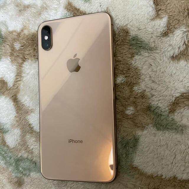 Apple(アップル)のiPhone XS MAX 本体 スマホ/家電/カメラのスマートフォン/携帯電話(スマートフォン本体)の商品写真