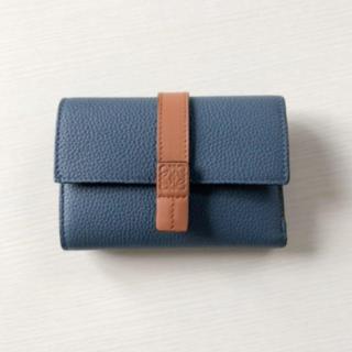 LOEWE - LOEWE small vertical wallet ロエベ三つ折り財布