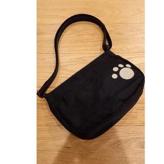 イビサ イビザ ショルダーバッグ 新品 未使用 ブラック 黒 猫