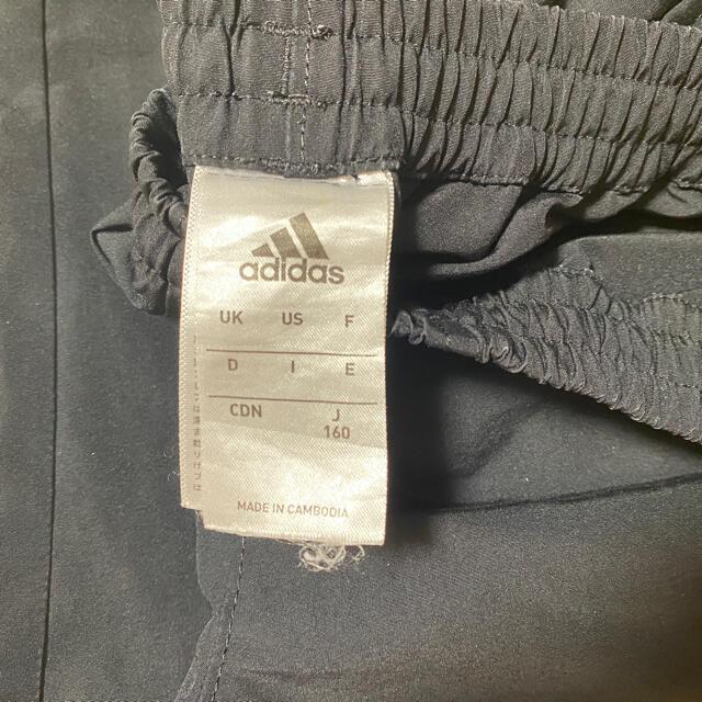 adidas(アディダス)のアディダス ハーフパンツ サイズ160 スポーツ/アウトドアのサッカー/フットサル(ウェア)の商品写真