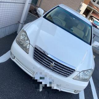 トヨタ(トヨタ)のクラウン ロイヤルサルーン 車検R4年4月まで 人気のホワイトパール(車体)