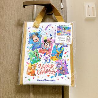 Disney - 【新品】ディズニー レジャーシート 35周年