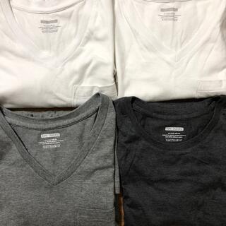 ナノユニバース(nano・universe)の中古Anti Soaked 汗じみTシャツ nanouniverse (Tシャツ/カットソー(半袖/袖なし))