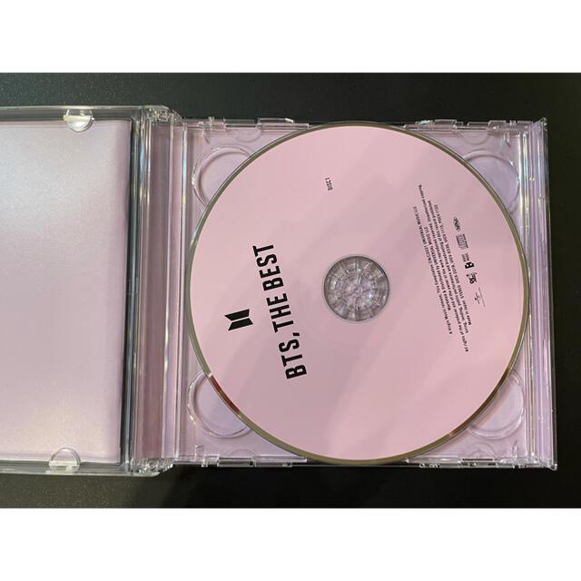 防弾少年団(BTS)(ボウダンショウネンダン)のBTS,THE BEST ユニバ版 エンタメ/ホビーのCD(K-POP/アジア)の商品写真