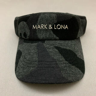 MARK&LONA - MARK&LONA マーク&ロナ  サンバイザー