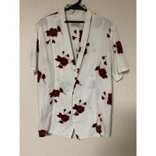 ヨウジヤマモト(Yohji Yamamoto)のbed jw ford 18ss rose shirts(シャツ)