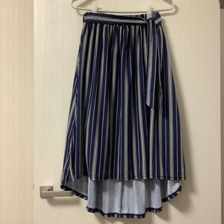 SM2 - Samansa Mos2 blue スカート