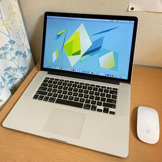 Apple - 美品MacBook Pro i7 Windows 10 Pro/Office付き