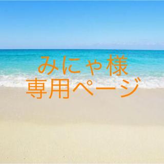 みにゃ様 専用ページ(その他)