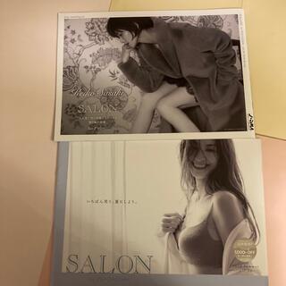 佐々木敬子プロデュース畑野ひろ子サロンピーチジョンカタログ2冊(ファッション)