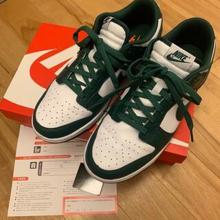 NIKE - DUNK LOW RETRO Nike 27cm Varsity Green