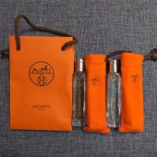 Hermes - HERMES 香水 2本セット Twilly モンスーンの庭