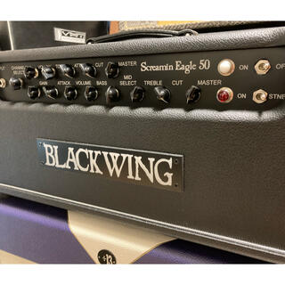 BLACKWING SCREAMIN' EAGLE 50最終値下げ!(ギターアンプ)