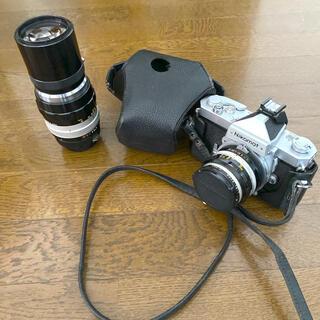 ニコン(Nikon)のNIKON Nikomat FTN レンズ1本セット【セット売り】(ミラーレス一眼)