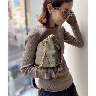 L'Appartement DEUXIEME CLASSE - 【新品タグ付】GOOD GRIEF Canvas Clutch Bag