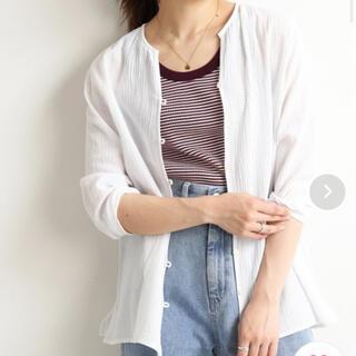 IENA SLOBE - slobe ienaシャツ