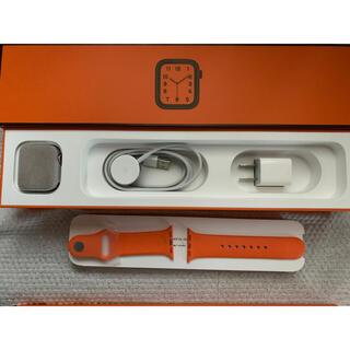 Hermes - Apple Watch Hermès  series4 40mm バンド2本