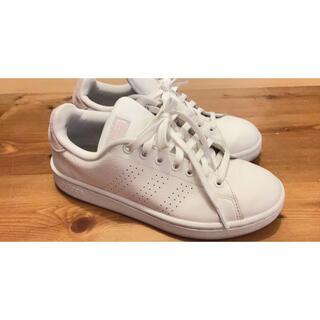 adidas - [アディダス] アドバンコート フットウェアホワイト DBH60 23.5