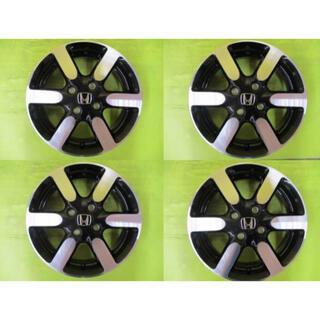 ホンダ(ホンダ)のN-ONEプレミアム 純正ホイール 14×4.5J +40 PDC100 4本(ホイール)