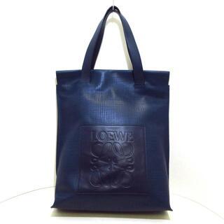 ロエベ(LOEWE)のロエベ ハンドバッグ 330.88.K01 ブルー(ハンドバッグ)