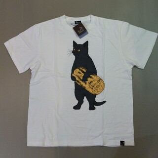 go slow caravan  猫に小判Tシャツ