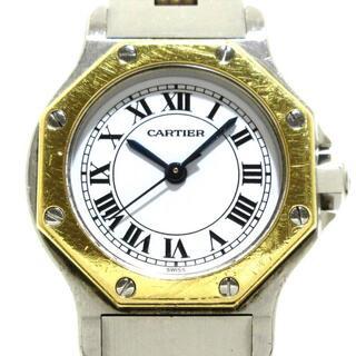 カルティエ(Cartier)のカルティエ 腕時計 サントスオクタゴンSM(腕時計)