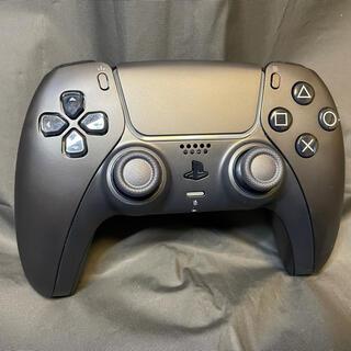 プレイステーション(PlayStation)のPS5 デュアルセンス背面ボタン増設クイックモデル ミッドナイトブラック仕様(その他)