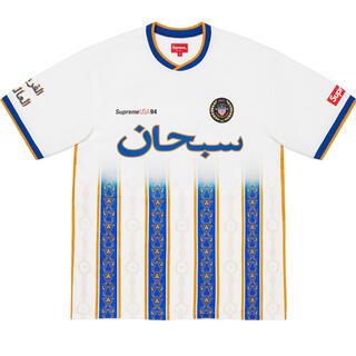 Supreme - Supreme Arabic Logo Soccer Jersey