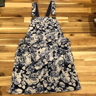 エイチアンドエム(H&M)のH&M ジャンバースカート 女の子服140(ワンピース)
