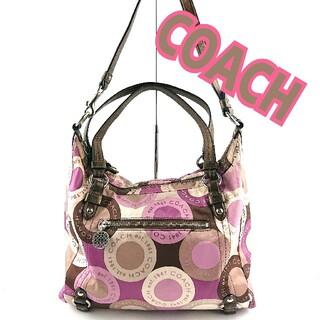 COACH - COACH コーチ ショルダーバック