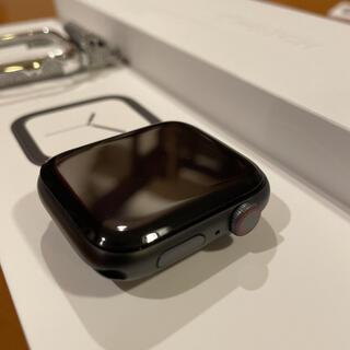 Apple Watch - Apple Watch 4 GPS+Cellular 44mm スペースグレイ