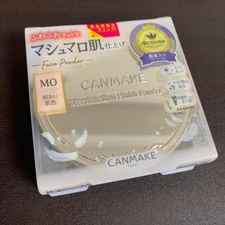 キャンメイク(CANMAKE)のマシュマロフィニッシュパウダーW MO(フェイスパウダー)