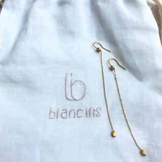 TOMORROWLAND - blanc iris ピアス
