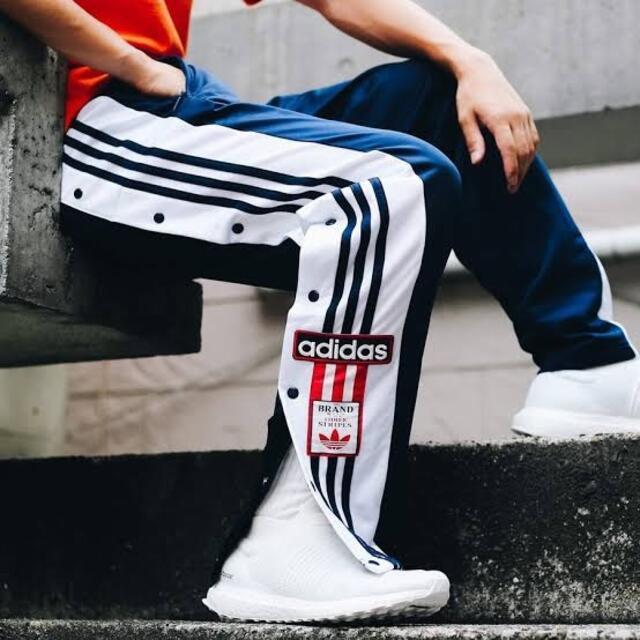 adidas(アディダス)のadidas originals トラックパンツ アディブレイクトレフォイル メンズのパンツ(その他)の商品写真