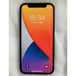 iPhone - iPhone12 mini ブラック 64GB 訳あり