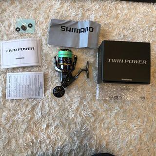 SHIMANO - 20ツインパワーC5000XG 20分使用