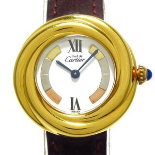 カルティエ(Cartier)のカルティエ トリニティヴェルメイユ(腕時計)
