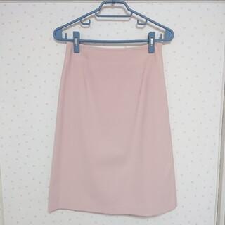 エムプルミエ(M-premier)の<used品> m's select  台形スカート(ひざ丈スカート)
