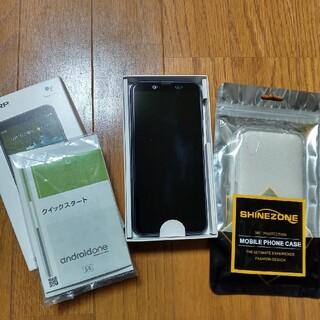 シャープ(SHARP)の即購入OK 超美品 SHARP シャープ android one S5(スマートフォン本体)