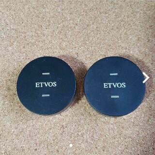 エトヴォス(ETVOS)のETVOS  ファンデーション(ファンデーション)