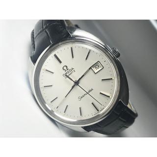 オメガ(OMEGA)の★OMEGA★シーマスター アンティーク腕時計 デイト クオーツ TOOL106(腕時計(アナログ))