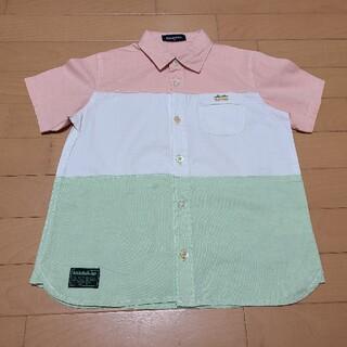 kladskap - クレードスコープ 半袖 シャツ 120cm