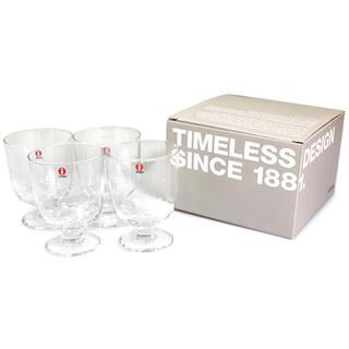 イッタラ(iittala)のiittala イッタラ LEMPI レンピ タンブラー 4個セット 340ml(グラス/カップ)