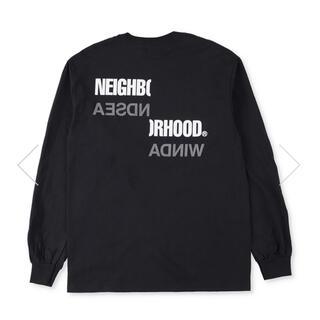 ネイバーフッド(NEIGHBORHOOD)のNEIGHBORHOOD x WIND AND SEA C-TEE LS(Tシャツ/カットソー(七分/長袖))
