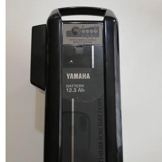 ヤマハ(ヤマハ)のジャンク 自転車バッテリー(パーツ)