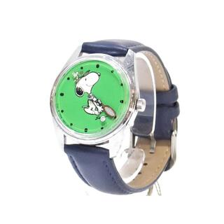 CITIZEN - シチズン 腕時計 スヌーピー ヴィンテージ 手巻き CITIZEN